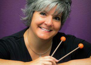 Beth Ann Hepburn loves to teach the Jumbie Jam to her music education students.